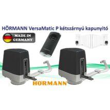HÖRMANN VersaMatic P kétszárnyú kapu meghajtás SZETT, ajándék SK biztonsági szettel