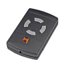Hörmann HSM 4 négygombos mini távirányító 40 MHz fekete