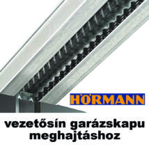 Hörmann FS10 M közepes hosszú vezetősín garázskapu meghajtáshoz