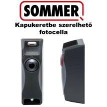 SOMMER Kapukeretbe szerelhető fénysorompó (fotocella)