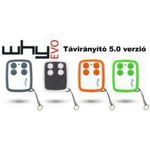 WHY EVO UNIVERZÁLIS TÁVIRÁNYÍTÓ 5.0