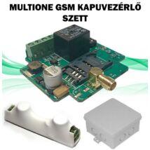 MultiOne GSM kapuvezérlő szett