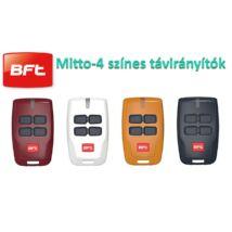 BFT Mitto 4 távirányító 4 színben