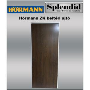 Hörmann ZK ajtó sötét tölgy színben