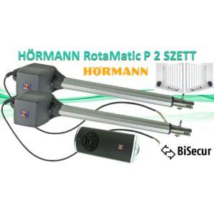 HÖRMANN Rotamatic P 2 Szárnyas kapunyitók SZETT