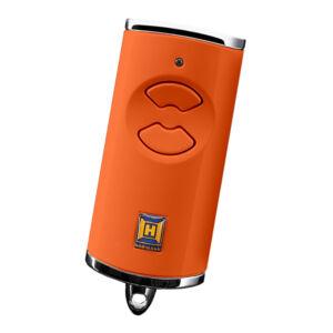 HSE 2 BS kétgombos mikro távirányító narancs színben