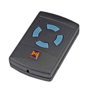 Hörmann HSM 4 négygombos mini távirányító, 868 MHz fekete