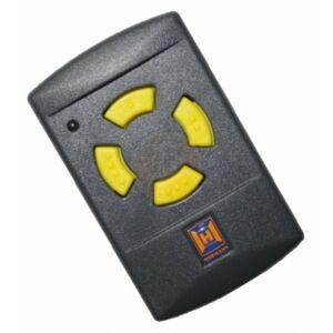 Hörmann RSM 4 négygombos távirányító fekete