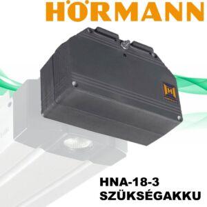 Hörmann Szükségakku HNA 18-3