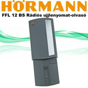 HÖRMANN FFL 12 BS Rádiós ujjlenyomat-olvasó