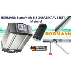 Hörmann SupraMatic E 3 garázskapu meghajtás M sínnel
