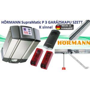 Hörmann SupraMatic P 3 garázskapu meghajtás K sínnel
