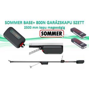 SOMMER BASE+ 800N GARÁZSKAPUNYITÓ SZETT