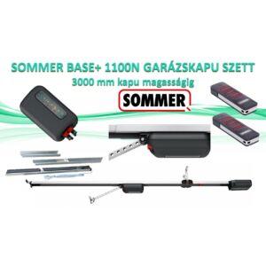 SOMMER BASE+ 1100N GARÁZSKAPUNYITÓ SZETT 543 mm-es síntoldóval