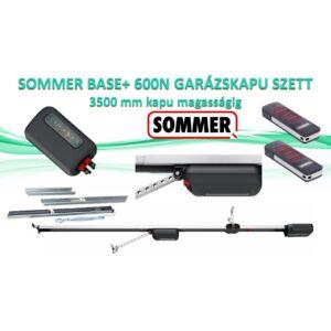SOMMER BASE 600N GARÁZSKAPUNYITÓ SZETT 1096 mm-es síntoldóval