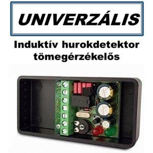UNIVERZÁLIS Hurokdetektor – tömegérzékelős