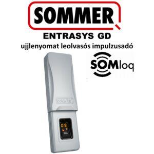 SOMMER ENTRAsys GD ujjlenyomat leolvasó