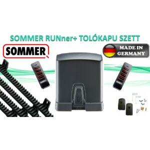 SOMMER RUNner+ TOLÓKAPU SZETT