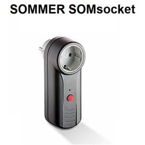 SOMMER SOMsocket rádiós konnektor