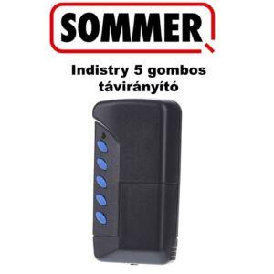 SOMMER Industry 5 gombos távirányító