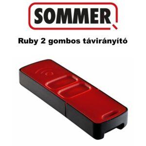 SOMMER Ruby 2 gombos távirányító