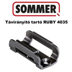 SOMMER Távirányító tartó Ruby 4035-ös távirányítóhoz