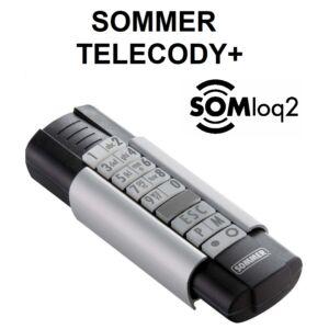 SOMMER Telecody+ fali kódkapcsoló