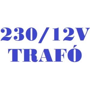 230/12v TRANSZFORMÁTOR V06-os elektromos zárhoz