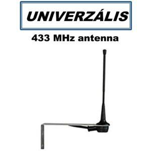 433 MHz univerzális antenna
