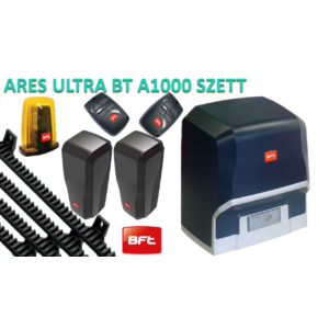 BFT ARES ULTRA BT A1000 KIT SZETT