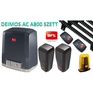 DEIMOS AC A800 SZETT