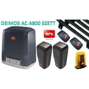 BFT DEIMOS AC A800 SZETT