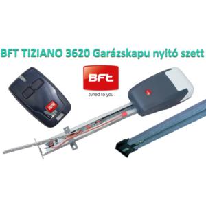 BFT TIZIANO 3620 GARÁZSKAPU NYITÓ SZETT