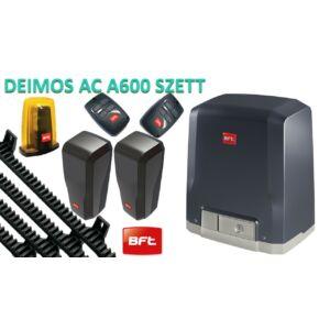 BFT DEIMOS AC A600 SZETT