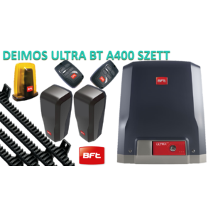 BFT DEIMOS ULTRA BT A400 KIT SZETT