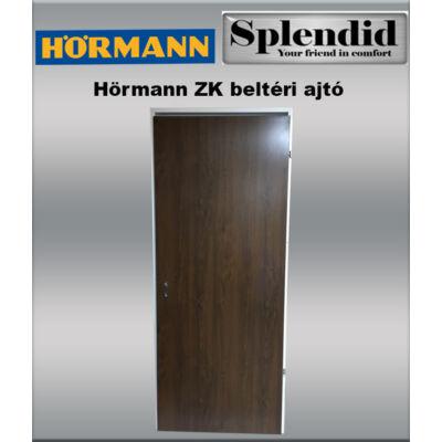 Hörmann Zk ajó sötét tölgy színben