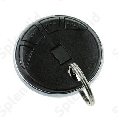 HSP 4 BS négygombos távirányító billentyűzárral és kulcskarikával