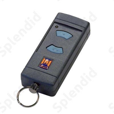 HSE 2 kétgombos mikro távirányító, 868 MHz
