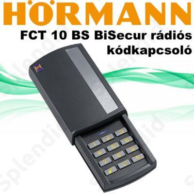 HÖRMANN FCT 10 BS BiSecur rádiós kódkapcsoló