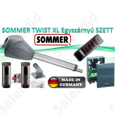 SOMMER TWIST XL EGYSZÁRNYÚ KAPUNYITÓ SZETT