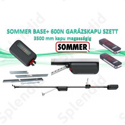 SOMMER BASE 600 GARÁZSKAPUNYITÓ SZETT 1096 mm-es síntoldóval