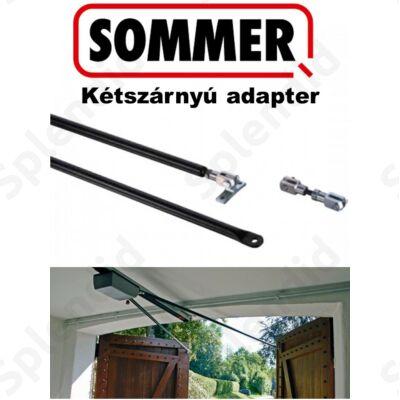 SOMMER kétszárnyú adapter