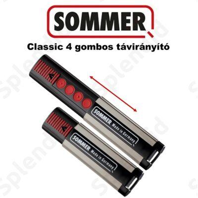 SOMMER Classic 4 gombos távirányító