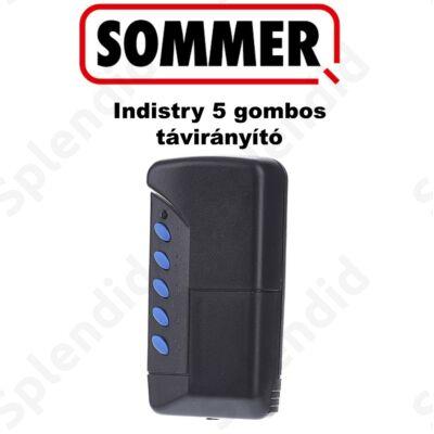 SOMMER Industry ötgombos távirányító