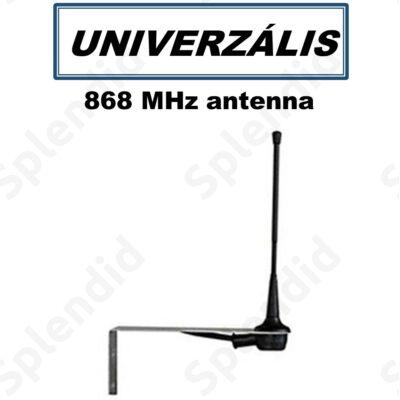 868 MHz univerzális antenna
