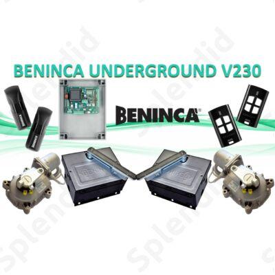 BENINCA UNDERGROUND 230V