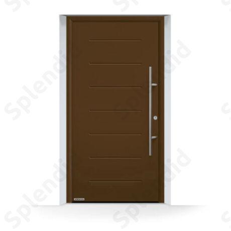 Thermo65 015 RAL9016 fehér bejárati ajtó