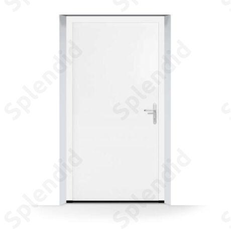 Thermo46 RAL9016 fehér bejárati ajtó