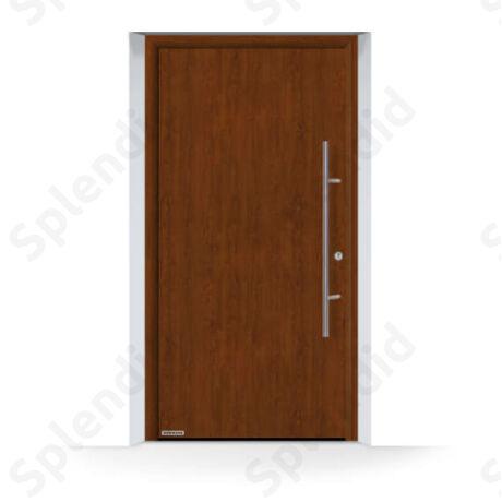 Thermo65 010 RAL9016 fehér bejárati ajtó