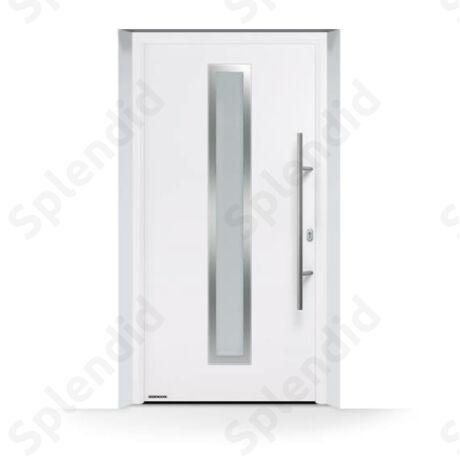 Thermo65 700A RAL9016 fehér bejárati ajtó